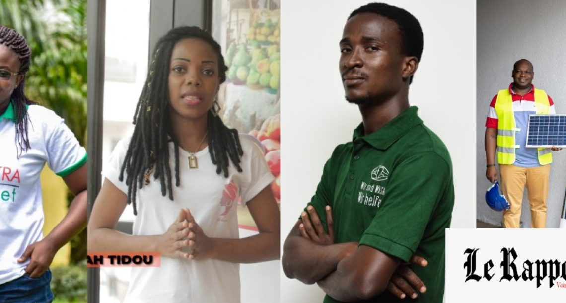 Africa by IncubMe: 4 start-up  ivoiriennes retenues