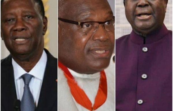Ouattara confirmé Président par le Conseil Constitutionnel, rencontre l'opposition