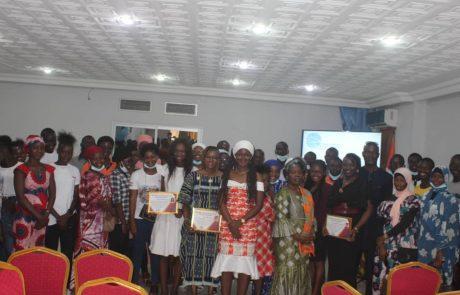Leadership féminin, la JESDEB  forme les femmes